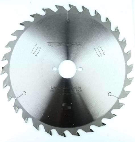 Portable Saw Blade HW 216 x 2,8 x 30 mm Z30 Stehle 50110107