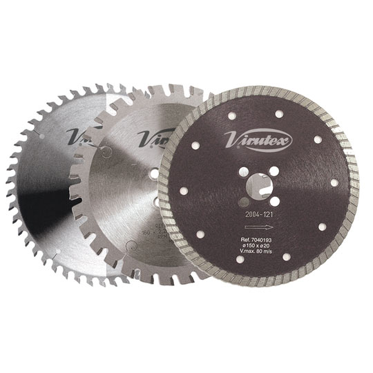 Virutex sawblade diamond for RZ270S