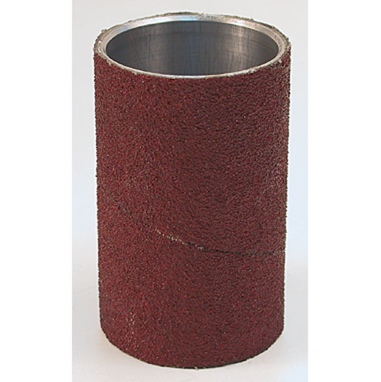 Virutex abrasive roller Carborundum gr.40 (Yellow)