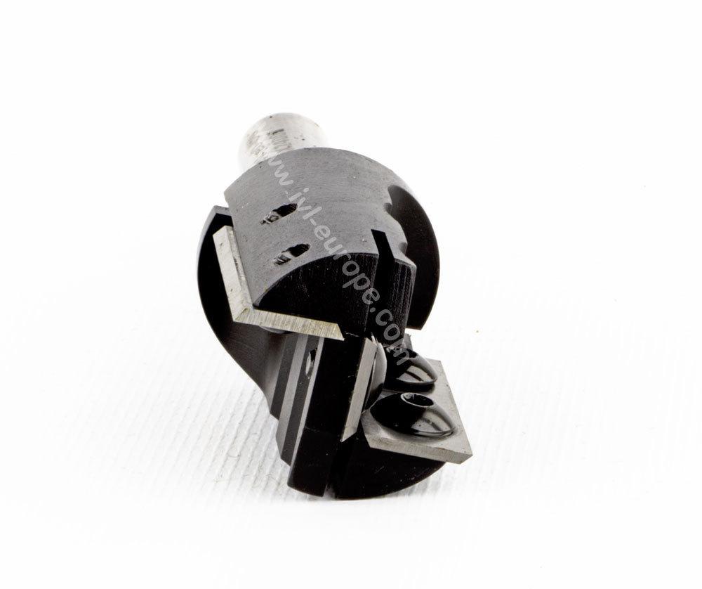 Titman WP-Schaftfräser Mit Einbohrschneide 30 Mm