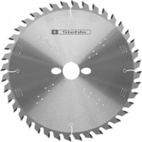 Circular saw blades for aluminium and nonferrous-materials