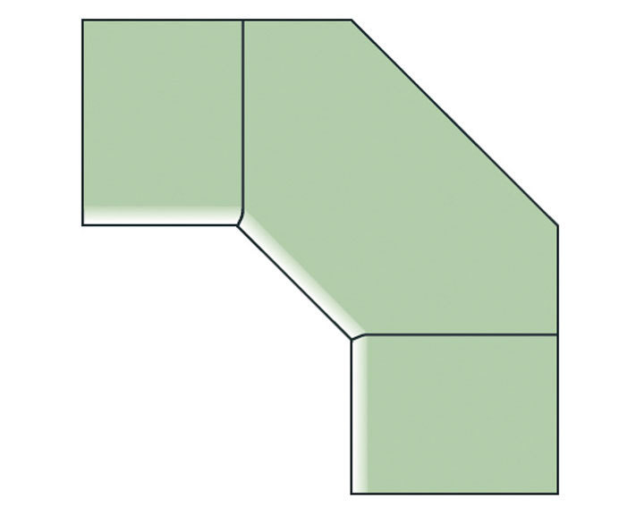 gabarit de profilage pour plan de travail pfe60 jvl europe. Black Bedroom Furniture Sets. Home Design Ideas