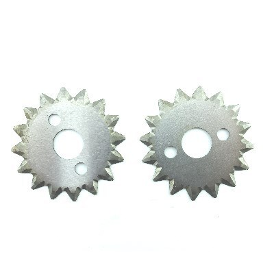 4430076 set of 2 circular blades for Virutex EB