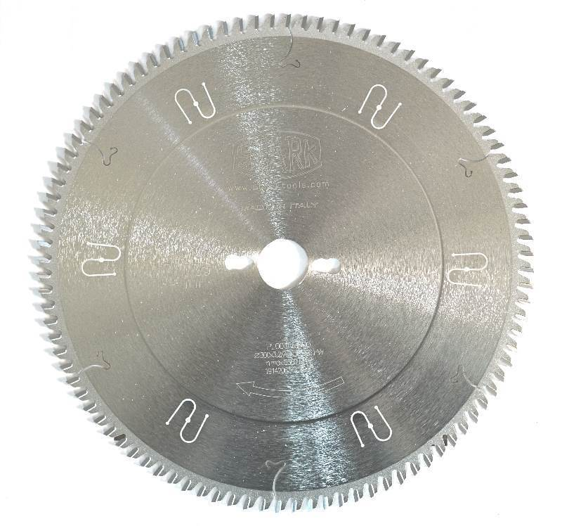 Stark chrome plated saw blade for panel cutting 300x3,2x30 Z96